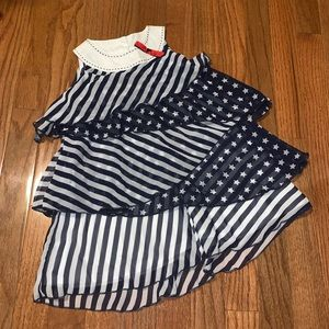 Other - Red, White, & Blue Dress